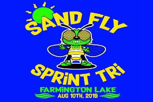The Sandfly Sprint Tri