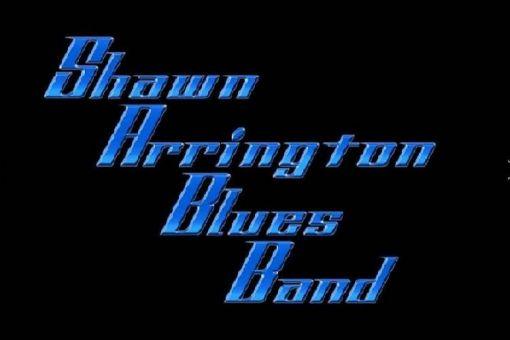 Shawn Arrington Blues Band also feat. Hurricane Jake
