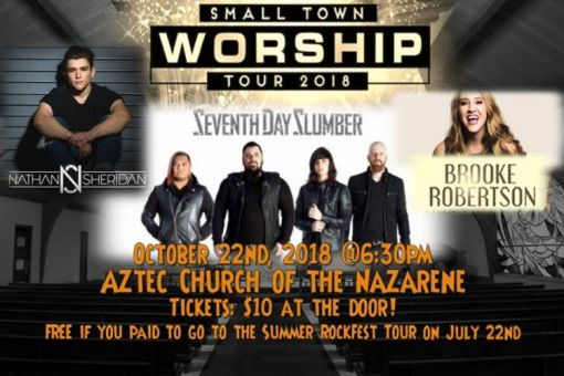 Small Town Worship Tour