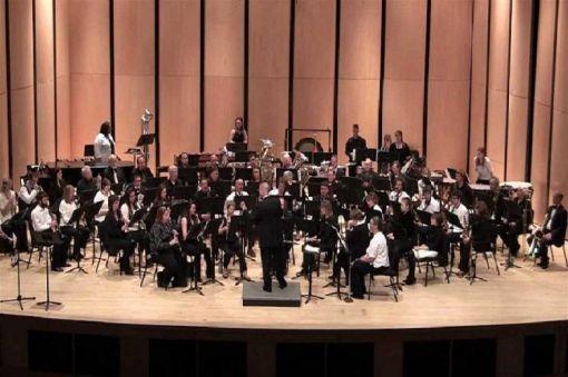 Southwest Civic Winds Spring Concert