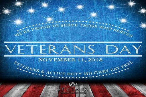 Veterans Day Appreciation