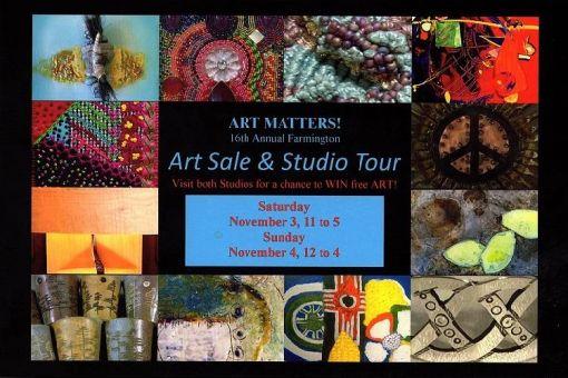 Art Sale & Studio Tour