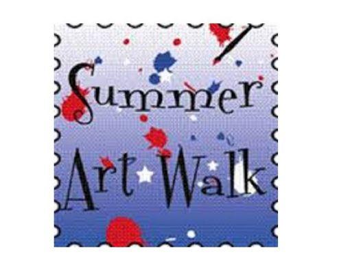 Summer Art Walk