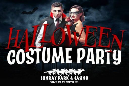 SunRay Park and Casino Halloween Costume Party