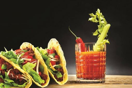 Taco Throw Down & Bloody Mary Contest