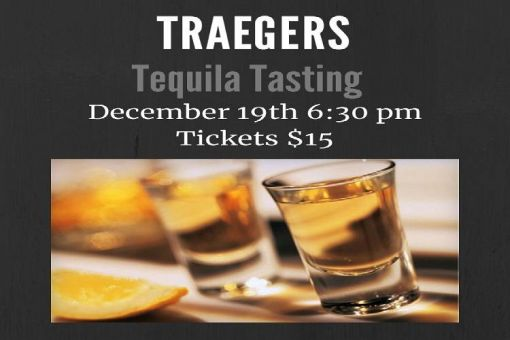 Tequila Tasting at Traegers