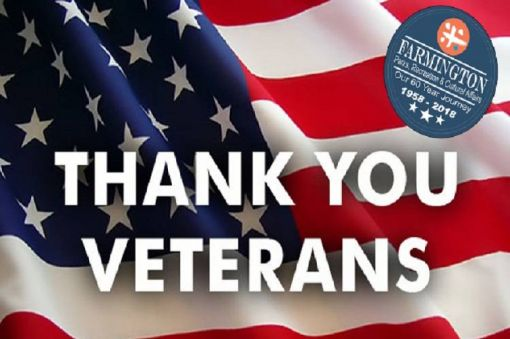 Giving Thanks for Our Veterans