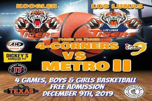 4-Corners vs Metro II - Tiger vs Tiger