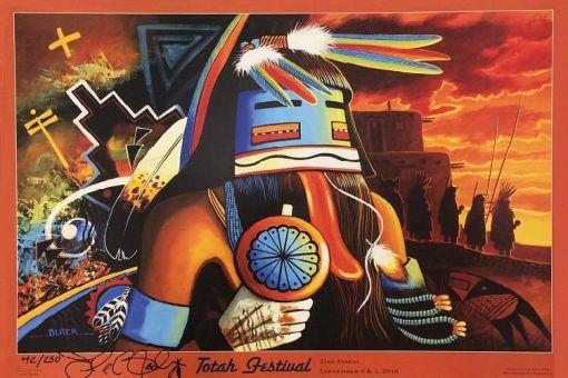 Totah Festival Poster Retrospective