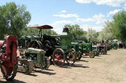 Four Corners Antique Power & Tractor Show
