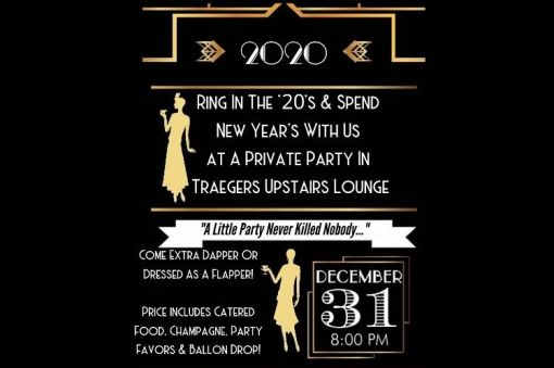 Roaring '20's New Years Eve Party