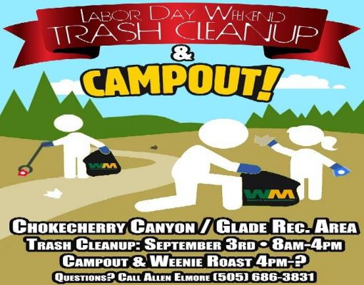 Glade Cleanup & Campout