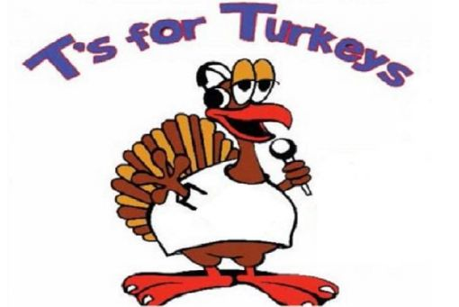 T's for Turkeys