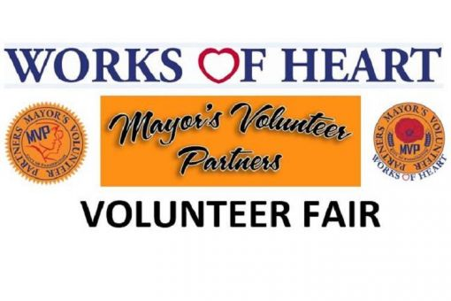 Works of Heart Volunteer Fair