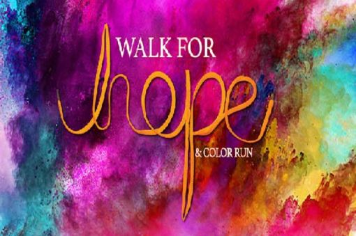 Walk for Hope & Color Run
