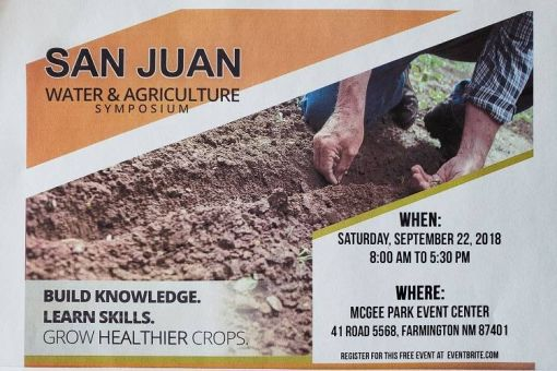 San Juan Water and AG Symposium
