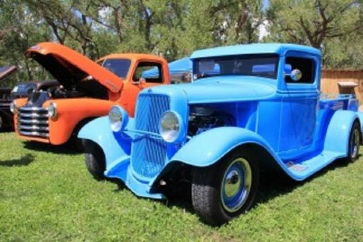 Wine & Shine Classic Car Show