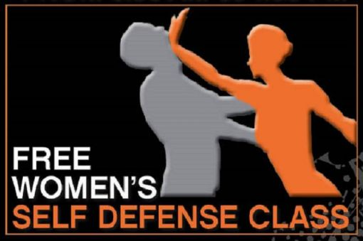 Free Women's Self Defense Class