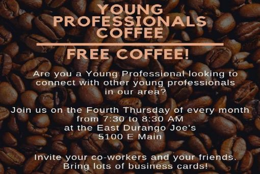 Young Professionals Networking Coffee