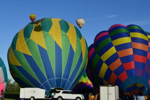 San Juan River Balloon Rally
