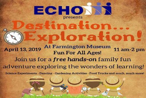 Destination Exploration!