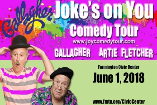 Jokes On You Comedy Tour
