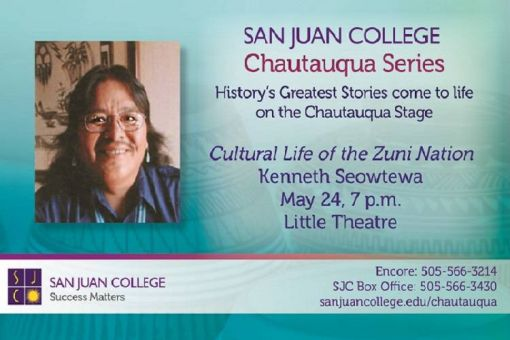 Chautauqua: Cultural Life of the Zuni Nation