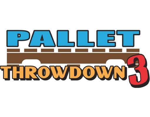 Pallet Throwdown 3!