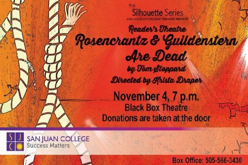 Reader's Theatre: Rosencrantz & Guildenstern Are Dead