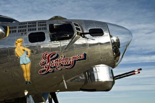"B-17 Bomber ""Flying Legends of Victory"" Tour"