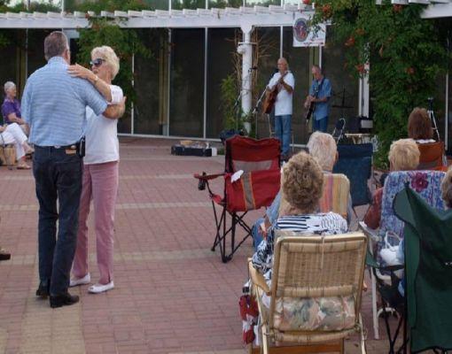 Summer Terrace Concert Series