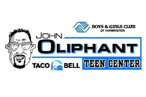 Groundbreaking of the John Oliphant Taco Bell Teen Center