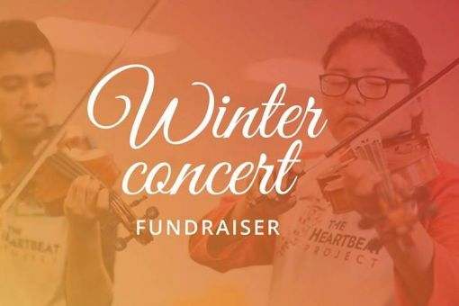 Winter Concert Fundraiser for the Heartbeat Music Project