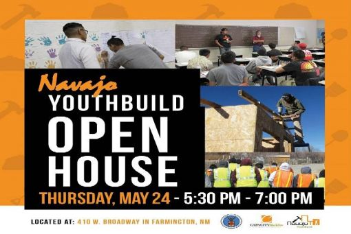 Navajo YouthBuild Open House