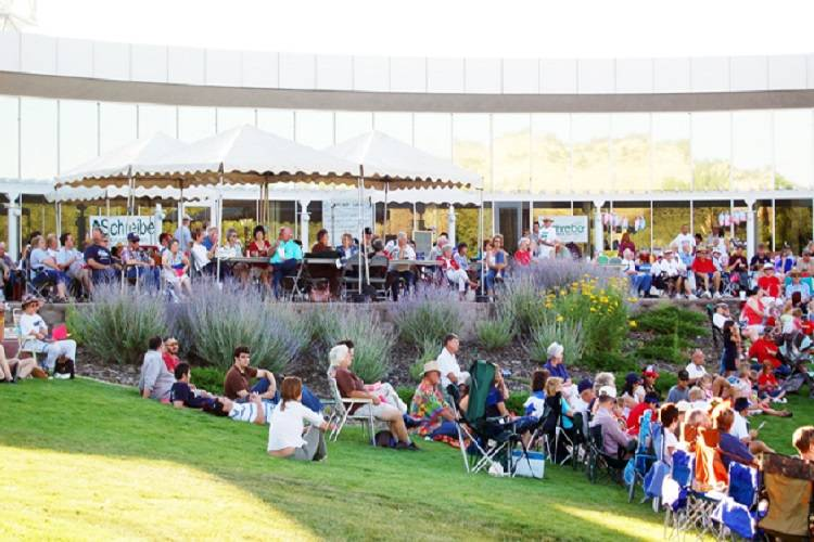Summer Terrace Concert Series