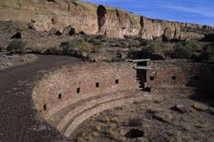 Guided tour of Chaco Culture