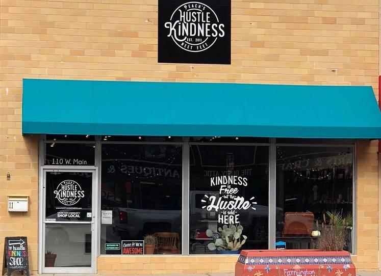 Hustle Kindness HQ