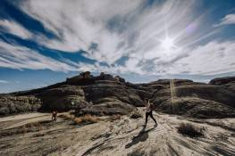 Big Sky Discovered in the Bisti