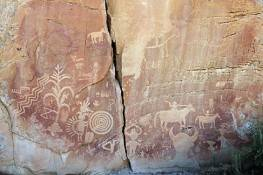 Crow Canyon Rock Art