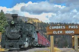 Cumbres & Toltec RR