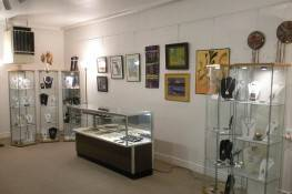 TRAC Art Center and In Cahoots! Gallery