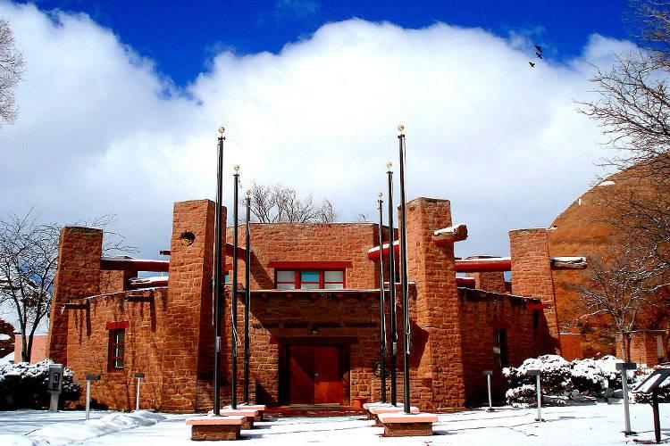 Navajo Nation Council Chamber